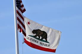 Califirnia Flag California State Flag Free Stock Photo Public Domain Pictures