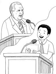 i can give a talk just like president monson primary coloring