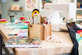 Quilting Cutting Table by 6 Beautiful Ways To Store Sewing U0026 Quilting Notions