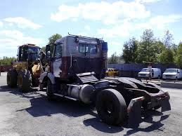 used volvo tractor trailers for sale 2006 volvo vnm42t single axle day cab tractor for sale by arthur