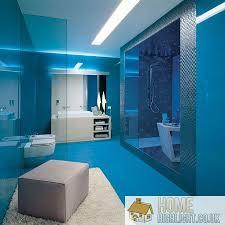 Modern Blue Bathroom Designs  Ideas  Home Highlight - Italian designer bathrooms