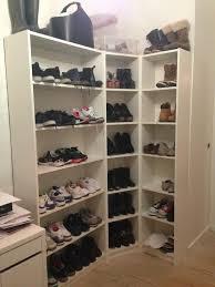 billy bookcase as shoe storage thesecretconsul com