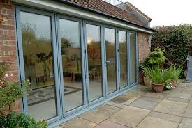Aluminum Patio Doors Manufacturer Aluminium Bifold Doors Sheffield