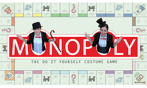 gaming halloween costume ideas diy easy halloween costume mr u0026 mrs monopoly lucykiins youtube