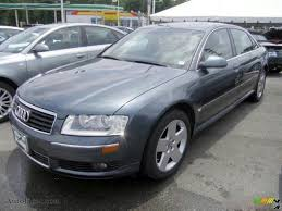 northern audi 2004 audi a8 l 4 2 quattro in northern blue pearl effect 022700