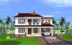 single story kerala model house car porch home plans