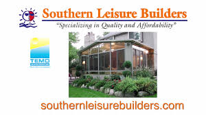 Landscaping Jacksonville Nc by Southern Leisure Builders Sunrooms Screen Enclosures