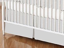 Grey Mini Crib Sheetworld Mini Crib Skirt 24 X 39 Silver Grey