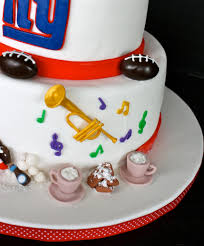 ny giants groom u0027s cake weddings the hudson cakery