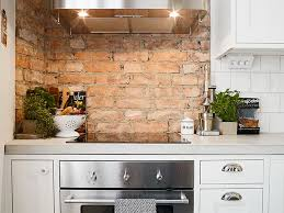 kitchens with brick walls 28 exposed brick wall kitchen design ideas home tweaks