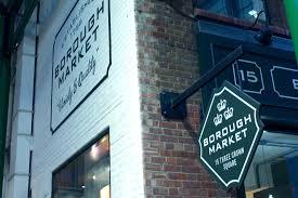 borough market sign oliveology lightspeed pos