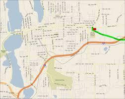 E C Hughes Park West Seattle Parks by West Seattle Map U2013 Swimnova Com