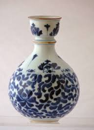 28 Light Blue And White Kangxi Blue And White Huqa Base Catherine Hunt Oriental Antiques