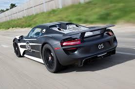 porsche 918 concept porsche 918 spider hybrid plug in concept car 2013
