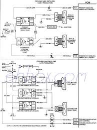 relay wiring diagram electric fans with ford mustang regard present