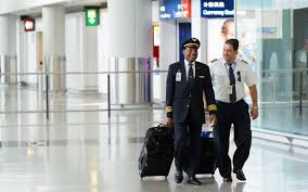 United Air Baggage Need A Job Now Is The Time To Become An Airline Pilot Travel