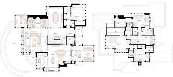 Big Floor Plans Winfield Hall U0027 The Frank Winfield Woolworth Estate Designed By