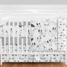 Grey And White Crib Bedding Baby Bedding And Crib Bedding