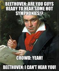 What Internet Meme Are You - let s make some noise for beethoven a pinterest internet