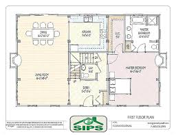 open floor house plans with photos modern open floor house plans plans sq ft wonderful square