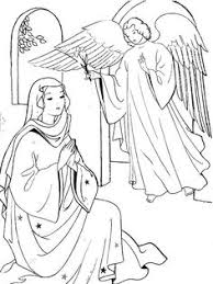 birth of jesus coloring page great for just before christmas joseph and the angel coloring
