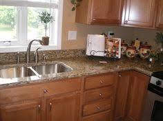 Oak Cabinet Kitchens Oak Kitchen Cabinets Black Counter Images Granite U0026 Marble