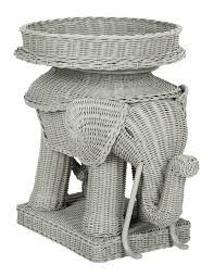 Rattan Accent Table Sea7038b Accent Tables Furniture By Safavieh