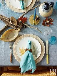 effortless napkins for thanksgiving
