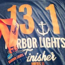 harbor lights half marathon harbor lights coolrunningsjourney