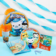 octonauts party supplies octonauts party kit happy birthday theme decorations dinnerware