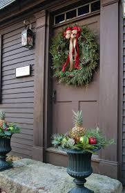 Front Door Decoration Ideas 56 Stunning Christmas Front Door Décor Ideas Family Holiday Net