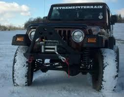 jeep stinger bumper purpose smittybilt wrangler winch plate 2802 97 06 wrangler tj free