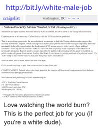 Craigslist Resumes Job Wanted by 25 Best Memes About World Burn World Burn Memes