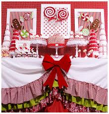 Table Decoration Christmas Party by Christmas Decorations Party Ideas U2013 Decoration Image Idea
