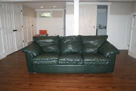 Green Leather Sofa by Decoration Hunter Green Leather Sofa With It Is Green Dark Hunter
