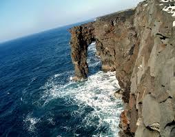 Hawaii travel wifi images Exploring hawaii volcanoes national park holei sea arch jpg