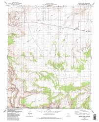 Topographic Map Of Utah by Bridger Point Topographic Map Ut Az Usgs Topo Quad 37111a7