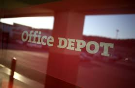 Office Depot by Ftc Files Lawsuit Seeking To Block Staples Office Depot Merger Wsj