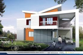 3000 sq ft modern home design 3d views from belmori architecture