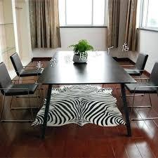Zebra Area Rugs Zebra Print Area Rug Tapinfluence Co