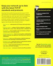 Home Design For Dummies Tcp Ip For Dummies R 6th Edition Amazon Co Uk Candace Leiden
