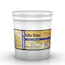 amazon com quart 32 oz sulfur butter creme u0027n ointment beauty