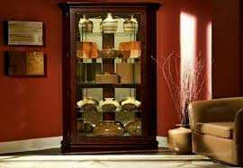 living room glamorius glass door cabinets living room small