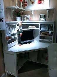 Tower Corner Desk Desk Corner Tower Computer Black Ikea The Mod Turns