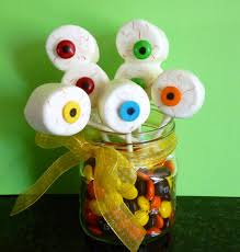 eyeball marshmallow pops sweet simple stuff