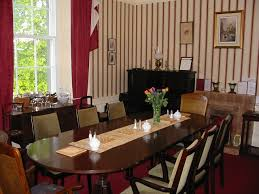 dining tables dining room floral centerpiece formal dining room