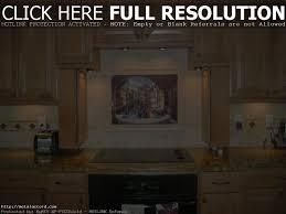 interior kitchen backsplash tile decor cabinet wall storage wood