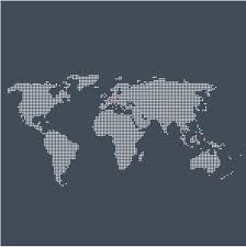 World Map T Shirt by Personalised World Travel Map T Shirt By Invisible Friend