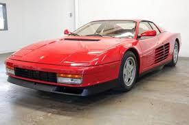 testarossa maintenance testarossa for sale carsforsale com
