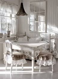 amazing shabby chic dining room ideas brown dresser and white
